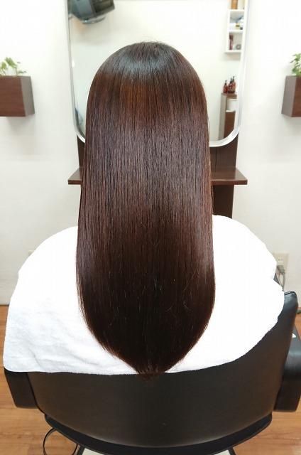 パサパサ、うねり、広がりダメージ&髪質改善(髪質コントロール) 30代