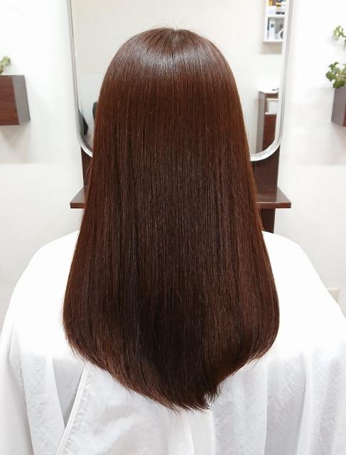 パサパサ、ジリジリ、ゴワゴワ毛 悪化した髪質の改善 髪質改善・ダメージ改善